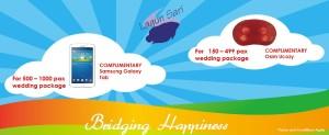 Lagun Sari's Special Promotion!