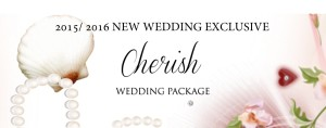 Cherish Wedding Package