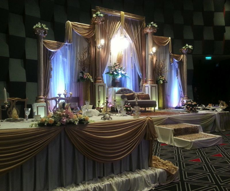 Glitz Wedding package
