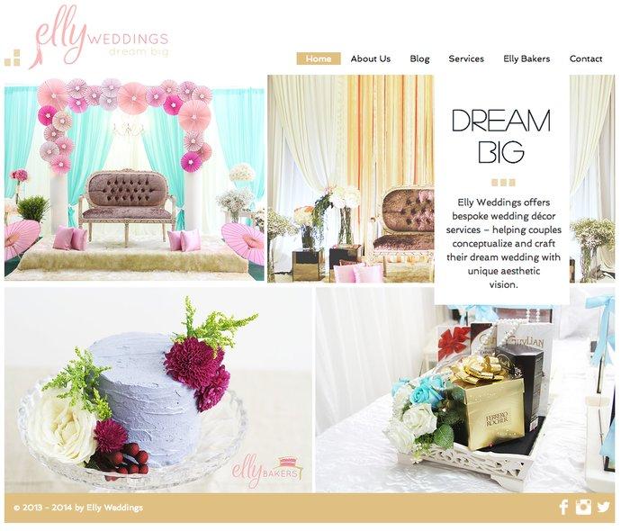 Elly weddings malay wedding services elly weddings elly weddings decor junglespirit Image collections
