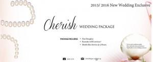 Cherish Wedding Package